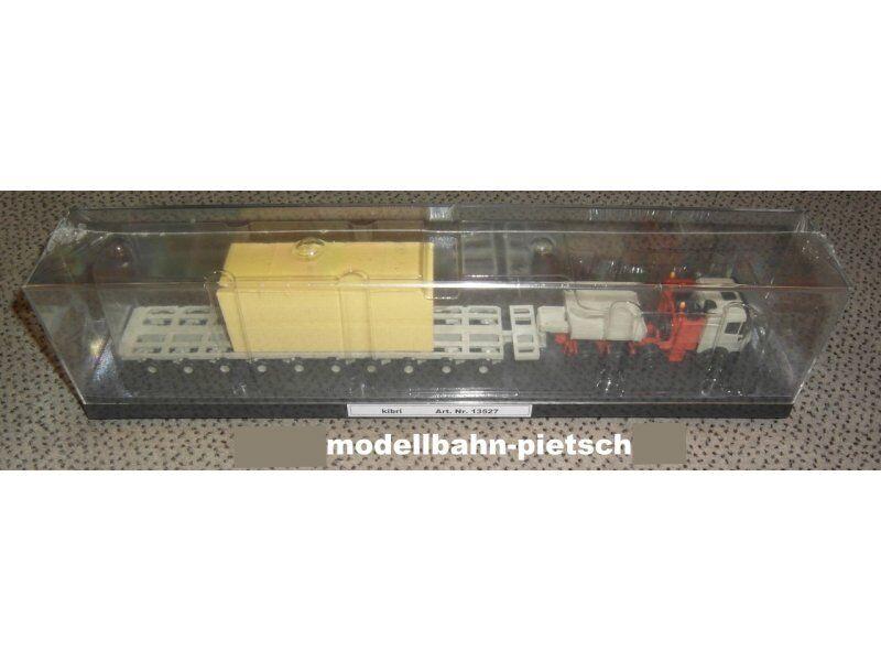 venta al por mayor barato Kibri 13527  MB difícil transporte, listo modelo modelo modelo  1 87 en acrílico vitrina, nuevo  disfrutando de sus compras