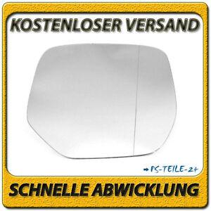 spiegelglas für PORSCHE BOXSTER 04-09 links asphärisch beheizbar fahrerseite
