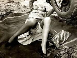Antique-Roadside-Repair-Photo-767-Oddleys-Strange-amp-Bizarre