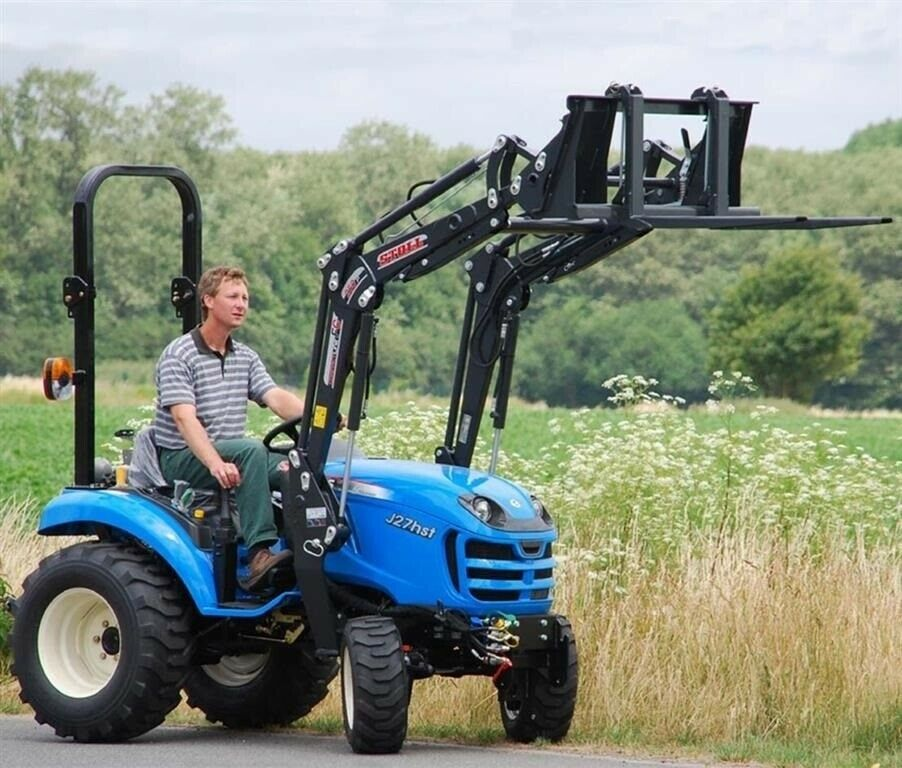 Kompakt traktor tilbehør, LS