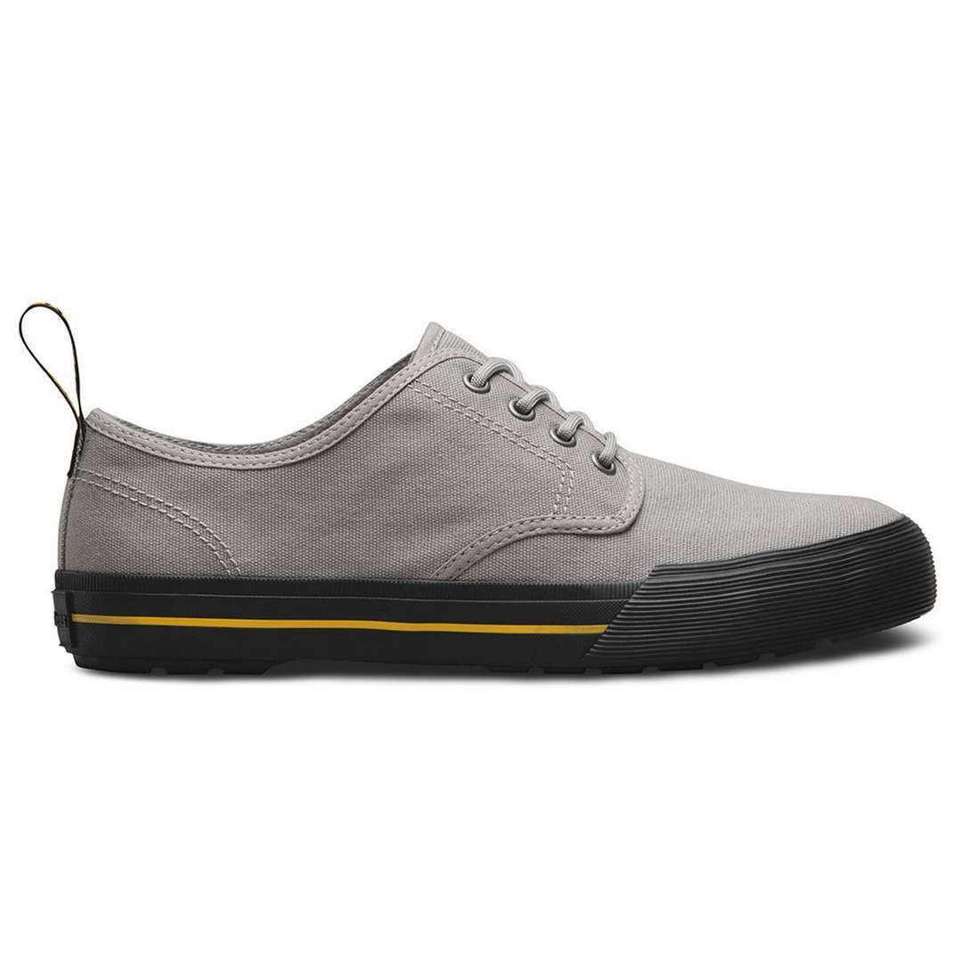 Dr Martens Pressler  Uomo Up Canvas Trainers Casual Lace Up Uomo Plimsolls Schuhes d00ad8