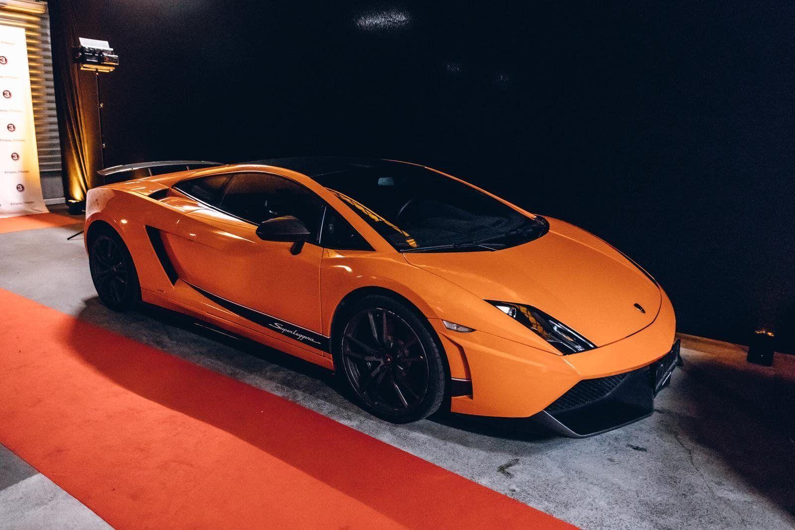 Lamborghini Gallardo 5,2 LP 570-4 Superleggerra E-g. 2d