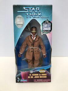1999-Star-Trek-Lt-Geordi-La-Forge-As-Dr-John-Watson-T-Starfleet-Comand-Nice
