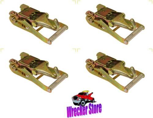 finger Hook Century JerrDan Wrecker Tow Truck Wheel Lift 4 Wide Handle Ratchet