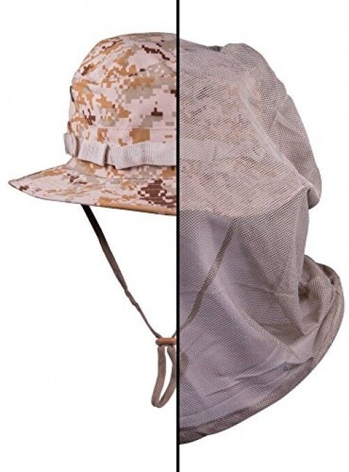 TOFL Outdoor Anti-Mosquito Mask Hat - Unisex Outdoor Research Mask Hat With Net