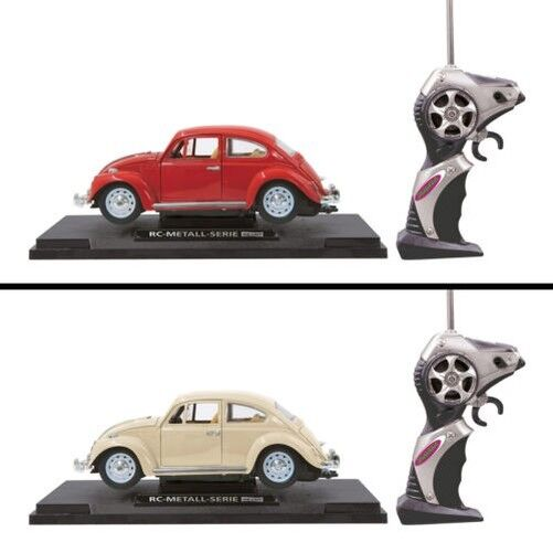 VW Beetle 1 18 RC DIECAST RED or Cream
