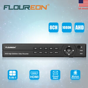 8CH-AHD-1080N-HD-5-IN-1-CCTV-DVR-H-264-Home-Security-Camera-Video-Recorder-DVR