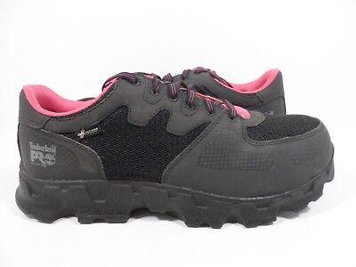 Timberland Pro Femmes Powertrain Alloy Toe Eh W Industriel Chaussure NoirRose | eBay
