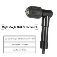 Pro Right Angle Bend Extension 90 Degree Cordless Drill Attachment Adapter Tool