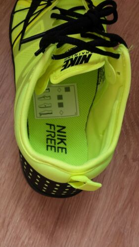 Women's black Compete Size Cross Color Nike Free 5 Neon Trainers Uk4 Volt Yellow r81BArIqwx