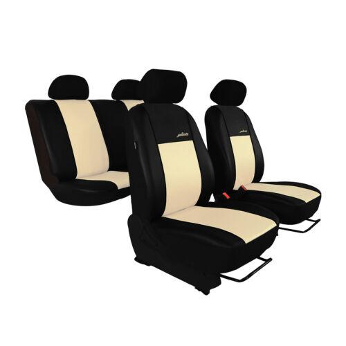 Asiento de coche para referencias Mercedes clase B w245 2004-2011 5-asientos beige ya referencias