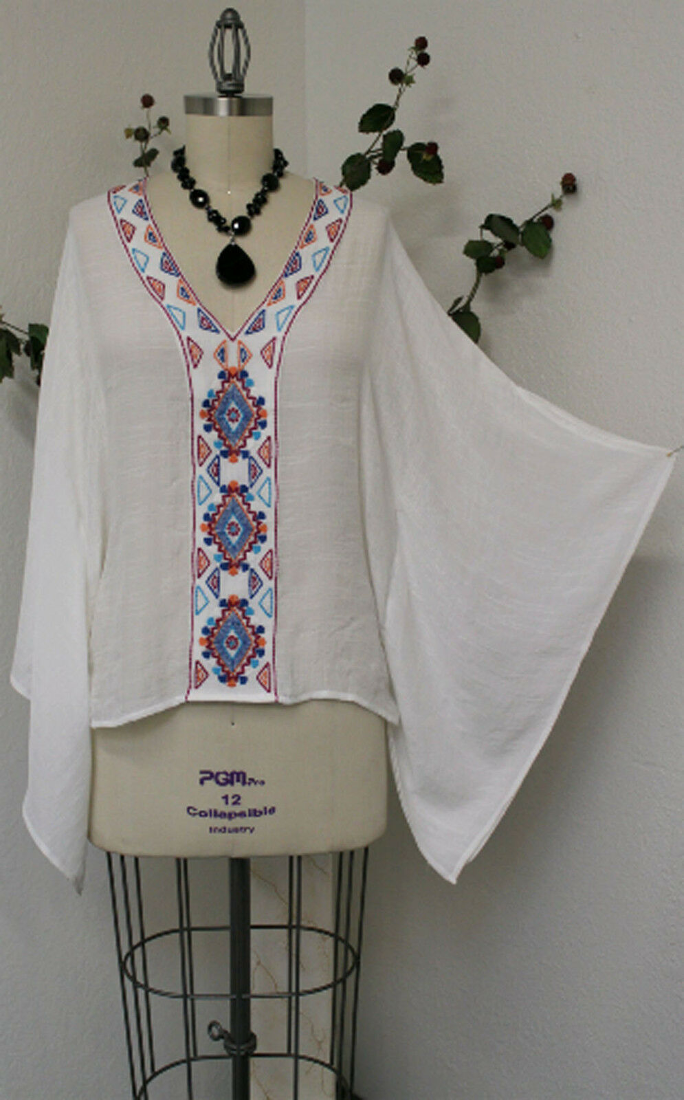 Must Have Summer Cool Designer Poncho Tunic Top Hip Hop, Bohemian,High Fashion