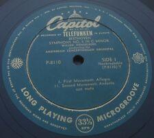 Mengelberg - Beethoven Symphony No. 5  Capitol Telefunken P 8110 lp RARE
