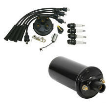 Complete Tune Up Kit Amp 12v Coil Fits Ferguson To20 To30 To35 F40 Mh50 Tractor