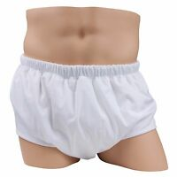 Leakmaster Adult Pullon All-in-one Flannel Diapers