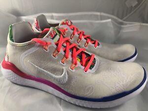 8faa9b327e723 Nike Free RN T Shirt 2018 Flabjacks AH3966-100 Shoes Men Size 10.5 ...