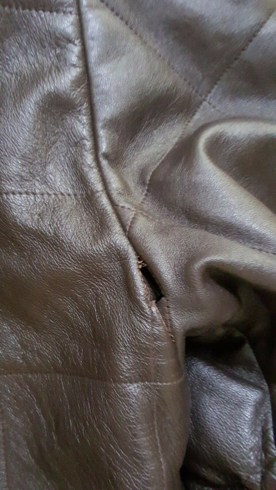 Vintage 1960s BONNIE CASHIN SILLS & CO Quilted Gl… - image 11