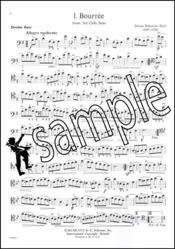Solos for the Double Bass Player with Piano Accompaniment Oscar Zimmerman