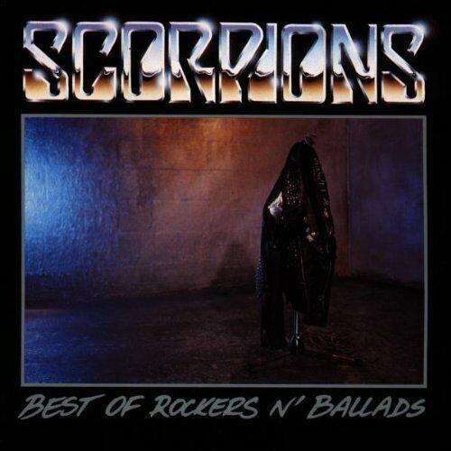 Scorpions [CD] Best of rockers n' ballads (1989)