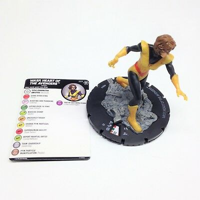 Heroclix Avengers Infinity set Kronos #G010 Uncommon figure w//card!