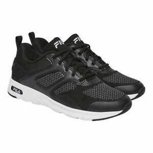 1c8b6c91 Details about Fila Womens Memory Frame V6 Foam Tennis Shoes Black/White