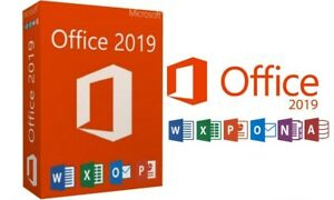 Genuine Microsoft Office 2019 Professional Plus 32-64-bit ...