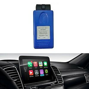 Details about Apple Carplay Android Auto Activation Tool For Mercedes Benz  Car NTG5 S1 OBD 2