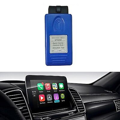 Apple Carplay Android Auto Activation Tool For Mercedes Benz Car