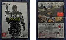 Jeu vidéo PC, Call of Duty MM3, Activision 2011