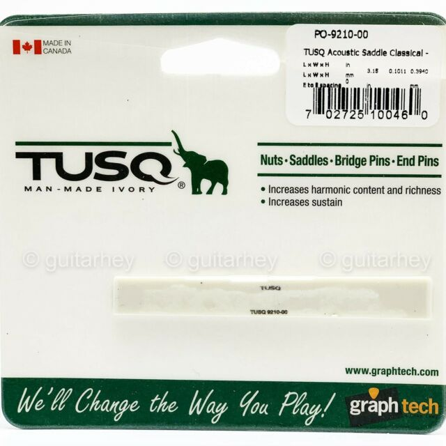 Graph Tech Tusq PQ-9210-00 Acoustic Classical Tall NEW