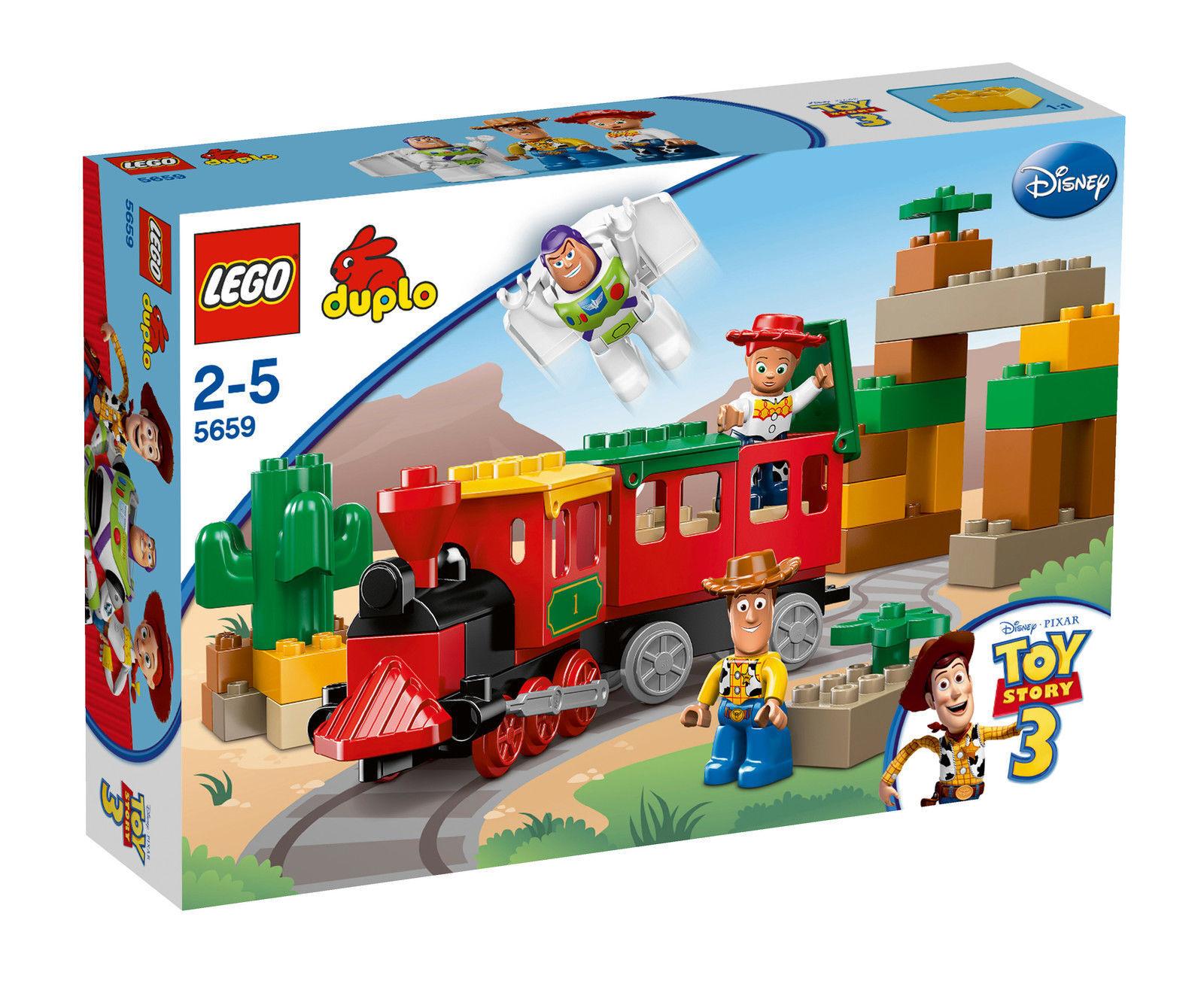 LEGO 5659 Duplo Toy Story Die große Eisenbahnjagd  NEU OVP NEW MISC