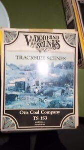 Woodland-Scenics-TS153-Otis-Coal-Company-HO-Escaliers-Kit