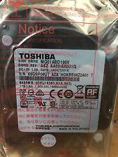 "*New* Toshiba (MQ01ABD100V) 1TB, 5400RPM, 2.5"" SATA Internal HDD"
