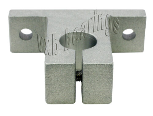 """Qty 2 WH4A NEW in Box NB Linear Systems 1//4/"""" Inch Shaft Support Supporter WH-4A"""
