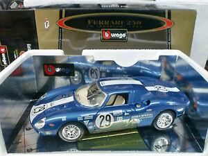 Burago 1/18 - Ferrari 250 Lm Sebring 1965