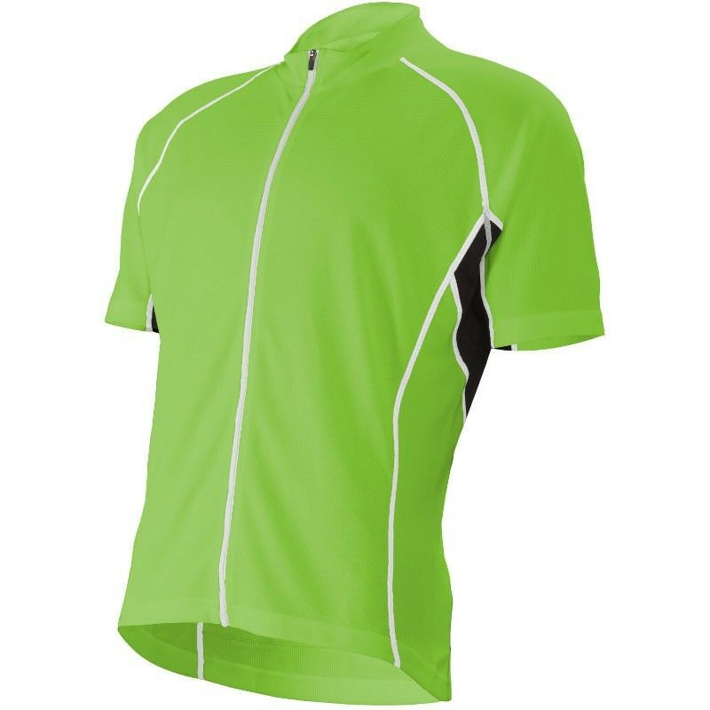 Cannondale Classic Jersey  BZR Green Relaxed Mens MTB Cycling Bike Medium M  exclusive designs
