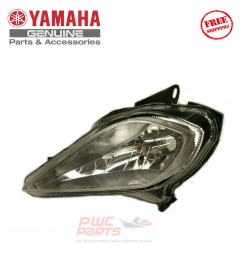 YAMAHA OEM Headlight Assembly LEFT Raptor Wolverine 700 350 500 5TG-84110-03-00