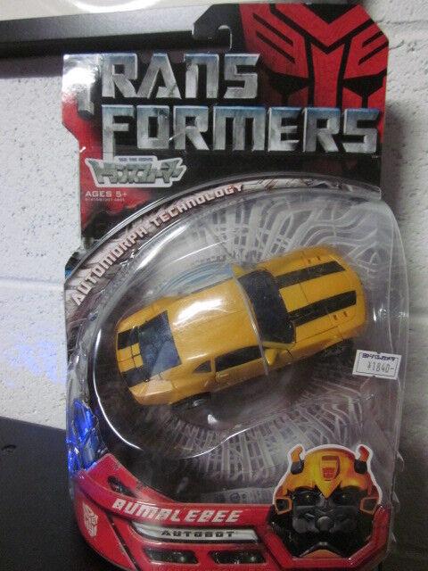Transformers Movie Takara Exclusivo Deluxe Class Bumblebee (Camaro) Japón MOSC