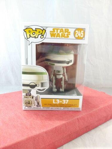 Funko-POP Star Wars Solo W1-L3-37 Brand New in Box