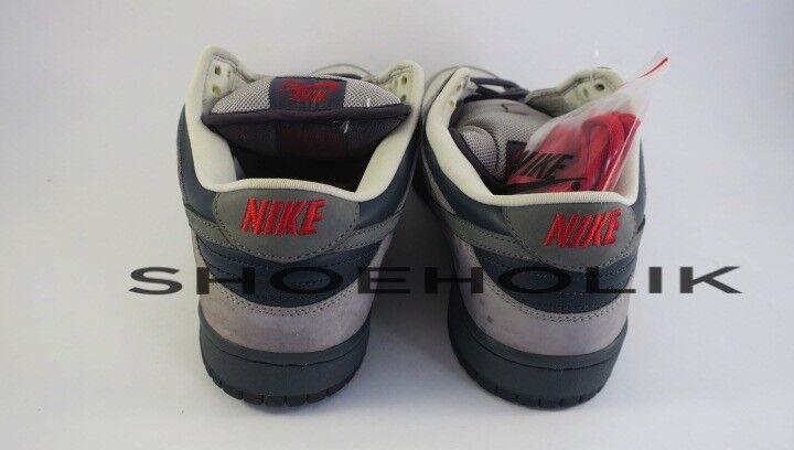 neue 2005 nike dunk low - 11 sb bandaid - größe 11 - 304292-006 gino. 2de409