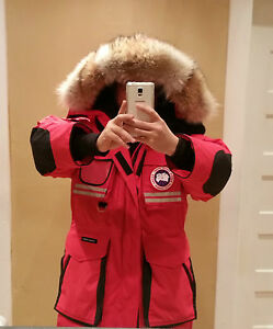 Canada Goose' Snow Mantra Parka - Women's Red, L