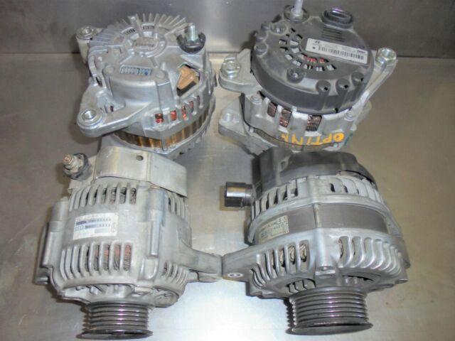 1993 Toyota Pickup 2 4l Engine 60amp Alternator 1 Year For Sale Online