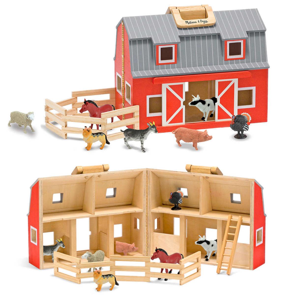 Bauernhof Klappbar, Spielzeug günstig gebraucht kaufen
