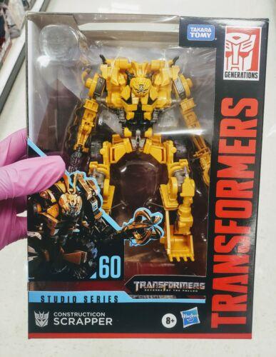Transformers 2020 Studio Series #60 Revenge of the Fallen Broyeur bagarreur Voyager Class