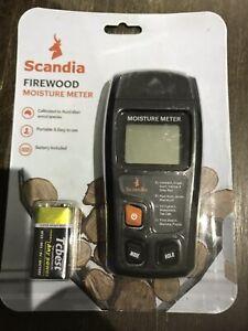 Scandia-Firewood-Moisture-Meter-Digital-Brand-New-In-Packaging-FREE-POST