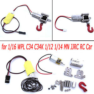 Metal-Winch-Capstan-Control-Wire-for-1-16-WPL-C34-C34K-1-12-1-14-MN-JJRC-RC-Car