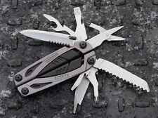 Couteau Pince Gerber Strata Multi-Plier Ciseaux Pinces Lames Etui Nylon G0334