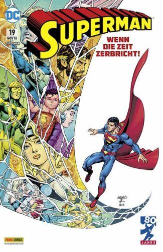 DC Comic Rebirth - Nov 2018 SUPERMAN 19