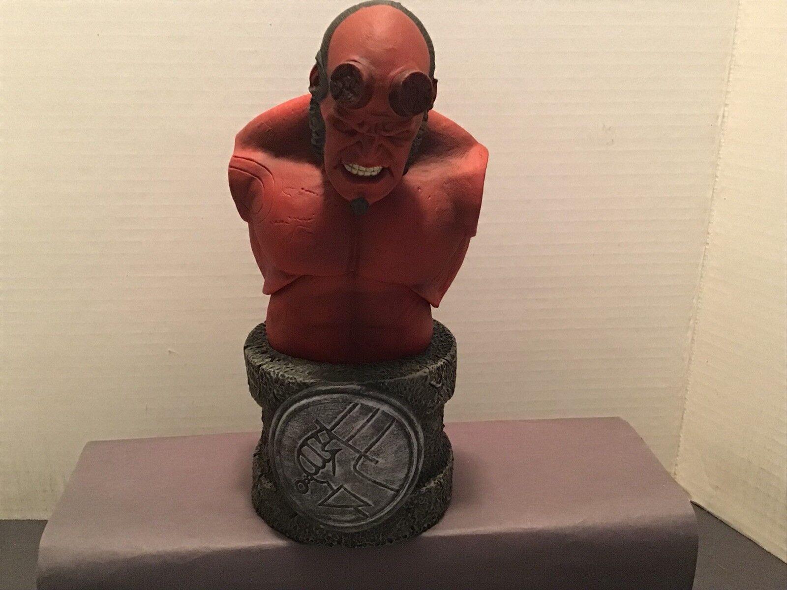 Mezco Mezco Mezco Hellboy II The golden Army - Hellboy Bust e8baaf