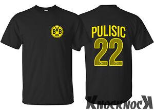 Maglia Home Borussia Dortmund Christian Pulisic